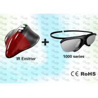 Quality External 3D PC Solution with 3D Shutter Glasses and SYNC Emitter for sale