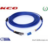 Quality Single Mode Fiber Optic Patch Cables for sale