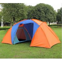 Quality 2 Rooms and One Hall Family Camping Tent Family Camping Tent Hiking and Travelling Favouriate High Quality for Camping for sale