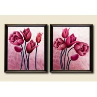 China House Decoration Abstract Oil Painting Prints With Custom Paper / Canvas on sale