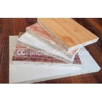 China OSB with Melamine Paper on sale