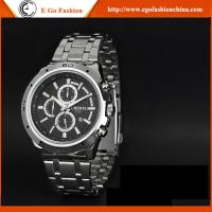 China 027D Fashion Jewelry Trendy Watch Man Women's Quartz Watch Luxury Watch Stainless Steel on sale