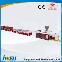 Quality Jwell professional equipment for the production of board/masterbatch/plastic machinery for sale
