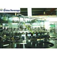 China Atmospheric Pressure Glass Bottling Equipment Easy Installation Durable on sale
