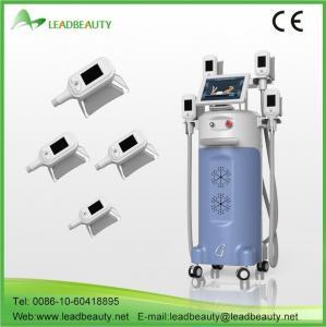 Kryolipolysis slimming machine