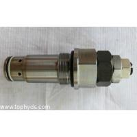 Quality Komatsu PC200-5 main relief valve for excavator for sale