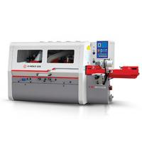 China Automatic High Speed Wood Planer Moulder Machine Five Shaft 60 Metres Per Minute on sale
