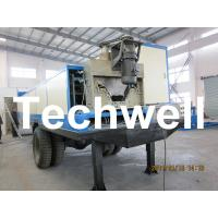 Quality Mic - 240 K Span Roll Forming Machine For No Girder K-Span Arched Roof Panel for sale