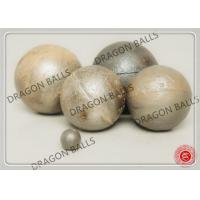 Quality Low Chrome Cement Grinding Balls 40mm 60mm 80mm Customized Size For Power Station for sale