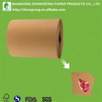 Quality PE coated kraft paper butcher paper roll for sale