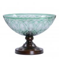 Quality Decorative Glass Bowl for Table Decoration for sale