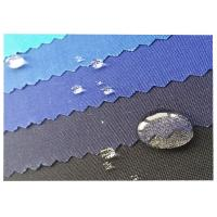 Quality Twill Water And Oil Repellent Fabric Polyester 80 Cotton 20 For Worker Cloth for sale