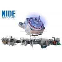 Quality Efficient Washing Machine BLDC Motor Assembly Line for sale