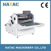 China Magazine Cover Laminating Machine,Book Cover Parent Roll Lamination Machinery,Paperboard Making Machine on sale