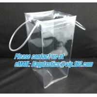 Quality wine bags, wine handle bags, wine holder, bottle bags, cylinder bag, PVC case, PVC ruler, PVC gusset bag, pipe handle ba for sale