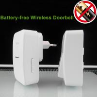 Quality Augreener Battery-free Wireless Doorbell for sale