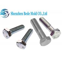 Half Thread Nuts And Bolts A2 304 A4 316 Customized Stainless Steel Fixings Fasteners