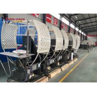 Quality PE Manual Corrugated Box Strapping Machine High Efficiency For Carton Binding for sale