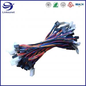 Quality Custom Industrial wire harness assembly with 43645 Female 3.0mm connectors for sale