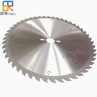 China Industrial quality Tungsten Carbide Tipped Circular Saw Blade for Aluminum and Metal Cutting on sale