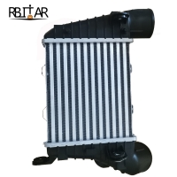 Quality 3w0145803e 3w0145805c Charge Air Cooler Turbo Intercooler For Bentley for sale