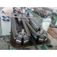 Quality pe pp pvc pa single wall corrugated hose extrusion machine production line with price for sale