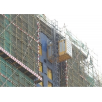 Quality Rack And Pinion Modular 30kw Construction Site Lift for sale