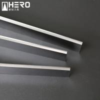 """Quality 12"""" Wood Chipper Blades Industrial Grade <650mm Long Melamine Panel Applied for sale"""