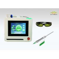 China Portable Dental Diode Laser Machine For Oral Soft Tissue Surgery / Teeth Whitening / Pain Therapy on sale
