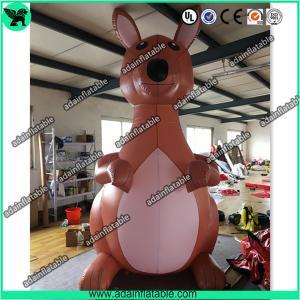 Quality 2m Inflatable Kangaroo, Advertising Giant Inflatable Animal for sale