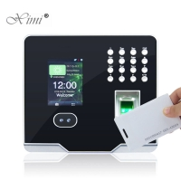 Quality RFID Card 0.1s125Khz Face Recognition Time Attendance FA210 for sale