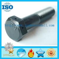 Quality Bolt with hole, Bolt with Hole in Head ,Hex head bolts with holes,Hex bolts with holes,Zinc plated hex bolt grade 8.8 10 for sale