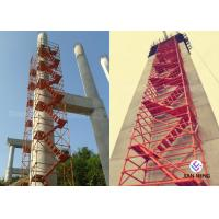 Quality Flexible Stairway Access Tower , Stairwell Scaffold Tower With Q235 Steel Material for sale
