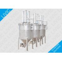 Cooking Starch Self Cleaning Strainer , Commercial Water Purification Systems DFA Series