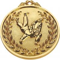 Quality Gold plated casting medallion for sale