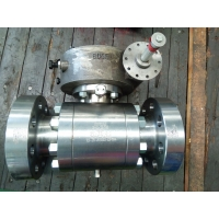 China 600lb ASME B16.5 Flanged Double Block And Bleed Valve on sale
