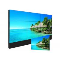 China 55 Inch Multi Screen Did Lcd Video Wall Display Monitors , Outdoor Advertising Video Wall on sale