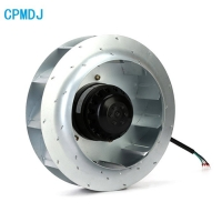 Buy cheap Industrial High Pressure AC 220v 240v DC EC Blower Impeller Centrifugal Fan Backward Curved / Centrifugal Blower Fan from wholesalers