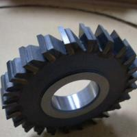 Quality Straight Tooth HSS Side And Face Milling Cutter for solid aluminum 100x2.5 125x3 for sale