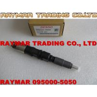 Quality DENSO Fuel injector 095000-5050 for JOHN DEERE Tractor 6045 RE507860, RE516540 for sale
