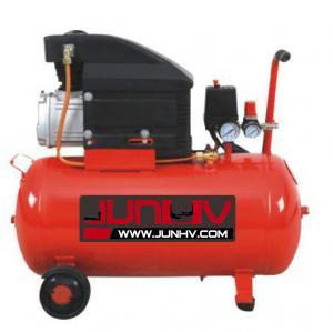 Quality 2.5HP Tank Size L 50 Auto Shop Air Compressor For Car Workshop Optional Color for sale