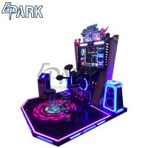 "Quality 42"" Jazz Hero Second Generation Music Video Game Machine Hit Durm Simulation Equipment for sale"