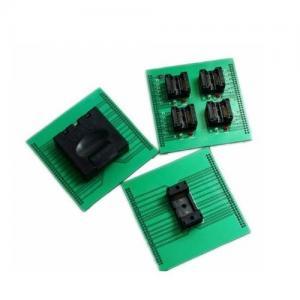 China 0.5mm LGA60 adapter socket for UP818 UP828 LGA60 solder socket wholesale