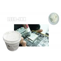 Quality White Color Thermal Conductive Grease For GPU Heat Sink Low Oil Yield for sale