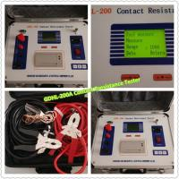 Buy cheap GDHL Series Loop Resistance Contact Resistance Tester from wholesalers