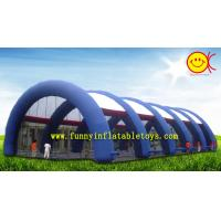 China Wedding Blue Archway Trade Show Inflatable Event Tent House / Party Tent wholesale