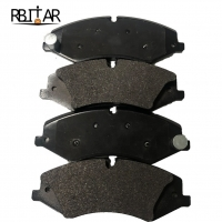 Quality Lr015578 Disc Pad Set For Land Rover Range Rover Iii L322 for sale