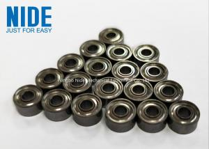Quality Silent Small Flanged Ball 693 Bearing Electric Motor Spare Parts for sale