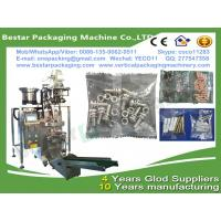 Quality Bestar hardware,screws ,nuts ,bolts ,nail counting and packing machine with two vibration bowls for sale