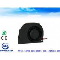 Quality Car Ball Bearing DC Blower Fan Explosion Proof Exhaust Fan With Plastic Frame for sale